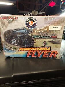 Lionel 6-31936 Pennsylvania Flyer Train Set O Gauge Train Sounds New In Box