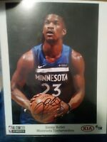 Jimmy Butler  Signed 8 X 10