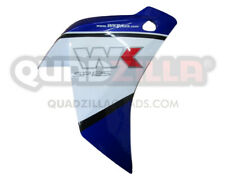 Genuine Wk White Knuckle Bikes 125 SP Front Cover Right Hand Side - BLUE