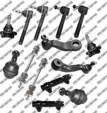 Chevrolet Tahoe Suspension Chassis Parts Upper Lower Ball JointTie Rod Sway Bar