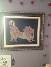Balinese Wayang Shadow Puppet Frame Made In Indonesia