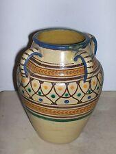 old orientalist Vase signed. Vase orientaliste signé