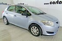 2008 Toyota Auris 1.4 VVT-i 95k FSH Air Con CD MOT HPi Clear NO RESERVE AUCTION