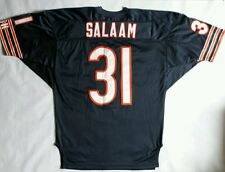 Vintage Rashaan Salaam Chicago Bears Wilson Authentic Jersey Size 48
