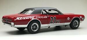 MERCURY COUGAR Watkins Glen Northwoods Shelby Club 1:18th SUNSTAR 1583 or 1584
