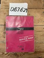 OMM49212 JOHN DEERE OWNER OPERATOR MANUAL 324 & 624 ROTARY TILLER NIP