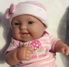 Adorable Cute Chubby Berenguer Baby Doll Tiny Teeth beautiful eyes Nice