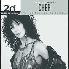 20th Century Masters - The Millennium Collection: The Best of Cher, Vol. 2 by Cher (CD, Jan-2004, Hip-O)