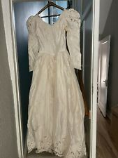 Off White Wedding Dress - Say YES to the DRESS