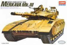 Academy 1:35 IDF Merkava MK III Plastic Model Kit 1391 ACY1391