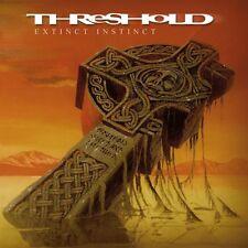 Threshold-extinct Instinct (rosso) 2 VINILE LP NUOVO