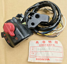 NOS Honda Kill Switch & Horn Switchgear CB350 K2-K4, CL350 K2-K4, CL450 K3-K5