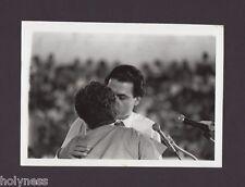 VINTAGE PRESS PHOTO / GOV. RAFAEL HERNANDEZ COLON / PUERTO RICO / 1980's / #18