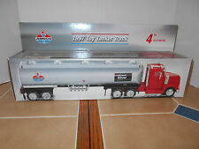 Hermann Marketing Amoco gas tanker #4 in the series,1:32 scale,NIB,stock # am97