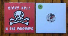 Ricky Hell & The Voidboys - LP & Test Pressing - LTD Colored Vinyl - Garage Rock