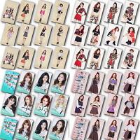 Lot of & Kpop TWICE HD Waterproof Lustre Photo card Crystal Card Sticker
