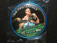 2006 Topps Metal Insider WWE Wrestling Coin Card - Chris Masters - #10 of 24
