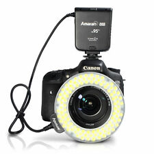 Aputure AHL-HC100 Amaran Halo CRI 95+ LED Macro Ring Flash Light for Canon DSLR