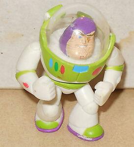 Disney Toy Story Buzz Lightyear PVC Figure HTF #2