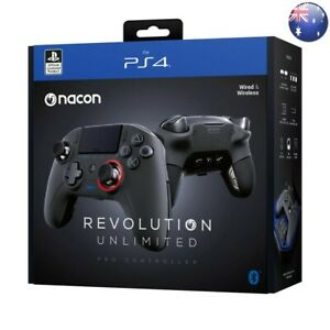 Nacon REVOLUTION Unlimited Pro Controller for PlayStation 4 ==BRAND NEW==