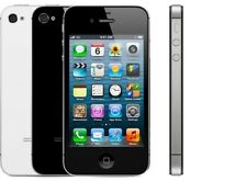 "Apple IPHONE 4S 32GB - Nero/Bianco - 3.5 "" LCD - Telefono Smartphone - Nuovo"