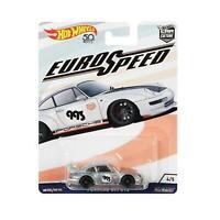 Hot Wheels Car Culture EuroSpeed - Porsche 993 GT2