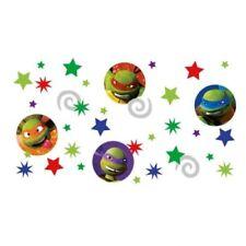 Ninja Turtles fiesta Cumpleaños gama (vajilla y Decoraciones) 2016 Amscan 3 X confeti paquete