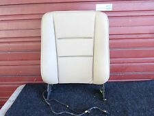94 95 96 97 MERCEDES C 280 RIGHT PASSENGER SIDE UPPER SEAT CUSHION TAN OEM