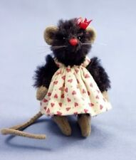 "Deb Canham'S Hot Edition "" Hug Me"" Mini Mohair Mouse"