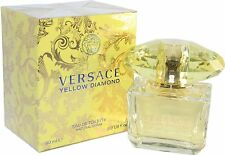Yellow Diamond by Versace For Women 3.0 oz/90 ml EDT Spray Brand New In Box