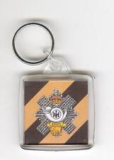 HIGHLAND LIGHT INFANTRY LARGE KEY RING