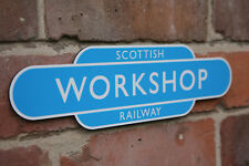 REPLICA BRITISH RAILWAY TOTEM SIGN SMALL (12 INCH)