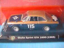 ALFA ROMEO GIULIA SPRINT GTA 1600 #115 COPPA CARI MONZA