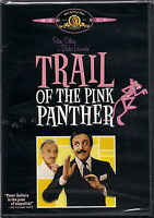 Trail of the Pink Panther (DVD, 2005, Remastered) New