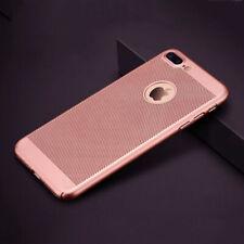 For iPhone X 6s 7 Plus 360° Full Hybrid Thin Hard Case