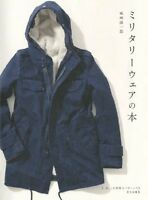 Mens Military Jacket Book of military - Japanese Craft Book