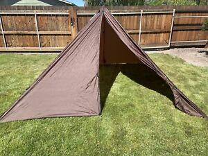 Jimmy tarps/ Ul hiker Hudson Tipi #Kifaru, #seekoutside
