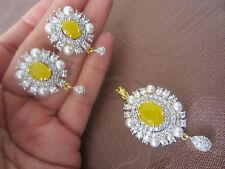 Pearl Stone Costume Jewellery Sets