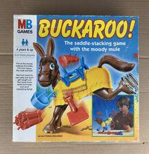 Vintage Buckaroo by MB Games 1994. Complete in Box