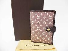 Auth Louis Vuitton Agenda Pm Planner Monogram Ideal R21008 Lv