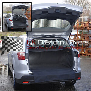 FORD FOCUS ESTATE TAILORED BOOT LINER MAT DOG GUARD 2011 - 2018   090