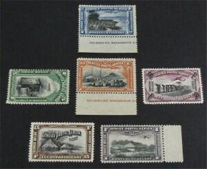 nystamps Belgian Congo Stamp # C1-C6 Mint OG NH $37   L23y156