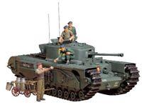 TAMIYA 1/35 British Infnatry Tank Mk.IV Churchill Mk.VII Model Kit NEW Japan