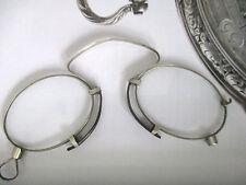 Kneifer Feuerzangen Bowle 1860 Optiker Nachl. selt.Feder Konstruktion Klemmer