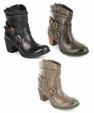 Block Textile Cowboy, Western Boots for Women