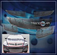 2007 2008 2009 MAZDA CX7 CX-7 SUV 4-DOOR 2.3L UPPER +LOWER BILLET GRILLE COMBO