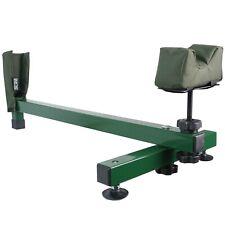 Rifle Rest Shooting Bench Maintenance Air Gun Scope Cleaning Zeroing GREEN 1619