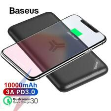 New 2020 10000mAh Power Bank Bracket Wireless Quick Fast Charger QC3.0 + PD3.0