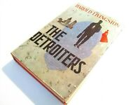 THE DETROITERS Vintage Hardcover DJ by Harold Livingston 1959 1st Edition/Print