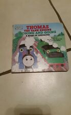 THOMAS THE TANK ENGINE; COMING AND GOING;A Book of Opposites; Toddler Board Book
